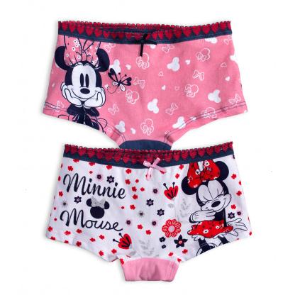 Dívčí kalhotky DISNEY MINNIE růžové