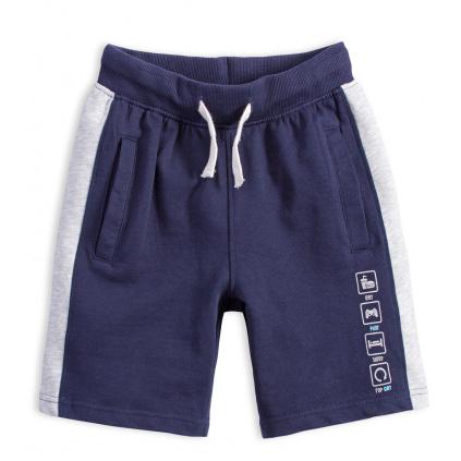 Chlapecké šortky VENERE EAT AND PLAY tmavě modré