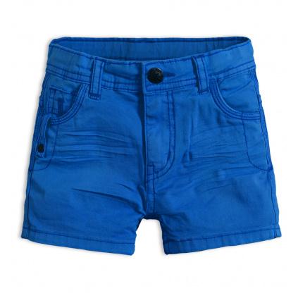 Chlapecké šortky KNOT SO BAD TANGERINE středně modré