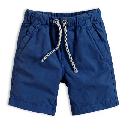 Chlapecké šortky KNOT SO BAD CATERPILLAR modré
