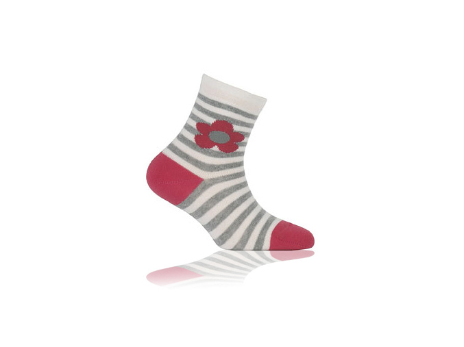 Dětské ponožky KYTKA