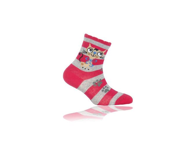 Dětské ponožky GATTA KOČIČKA