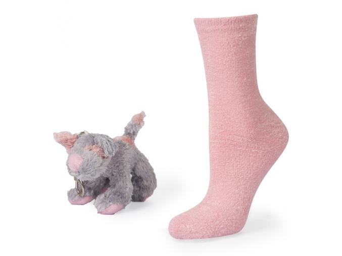 SOXO ponožky s přívěskem