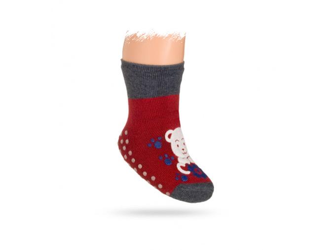 Ponožky MEDVÍDEK