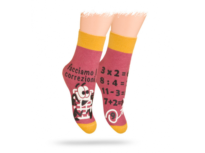 Ponožky POČÍTÁNÍ