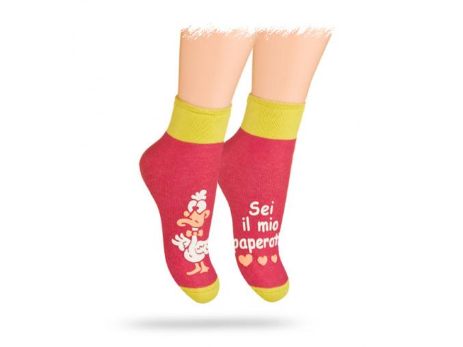 Ponožky KACHNA