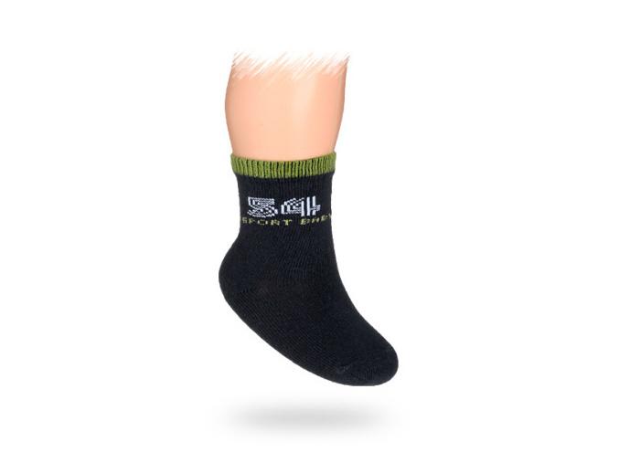 Kojenecké ponožky vzor 54