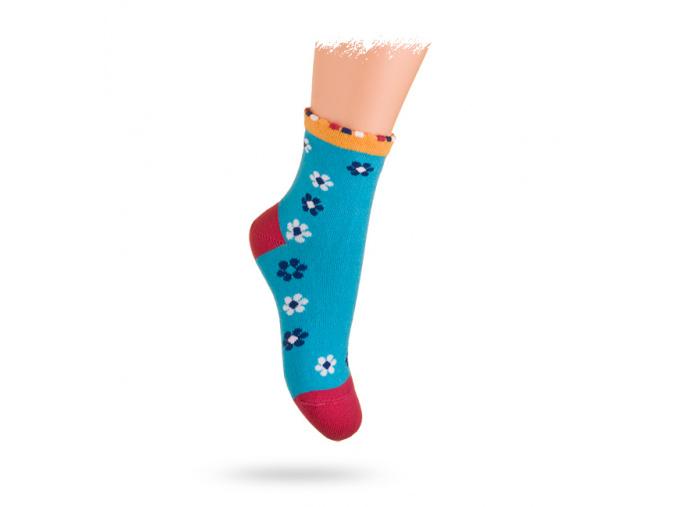 Ponožky WOLA KYTIČKY