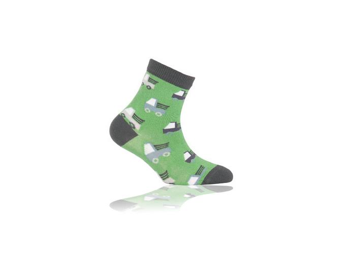 Dětské ponožky AUTA