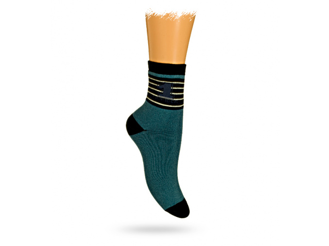 Dětské termo ponožky vzor NUMBER 1