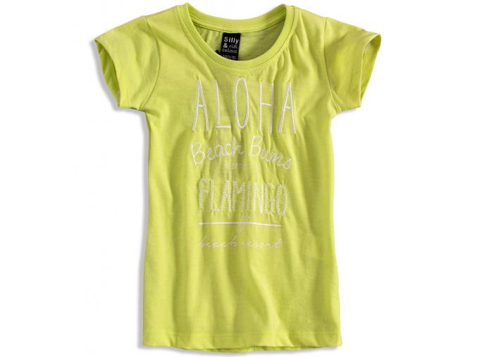 Dívčí tričko Silly&Ridiculous SILLY RIDICULOUS