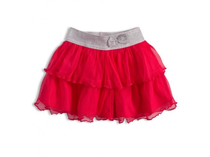 Dětská tutu sukně DIRKJE růžová