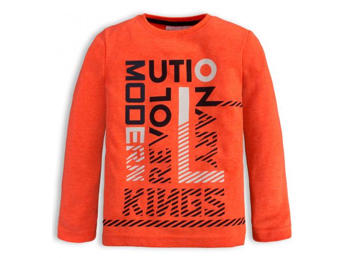Chlapecké triko Mix n Match KINGS oranžové