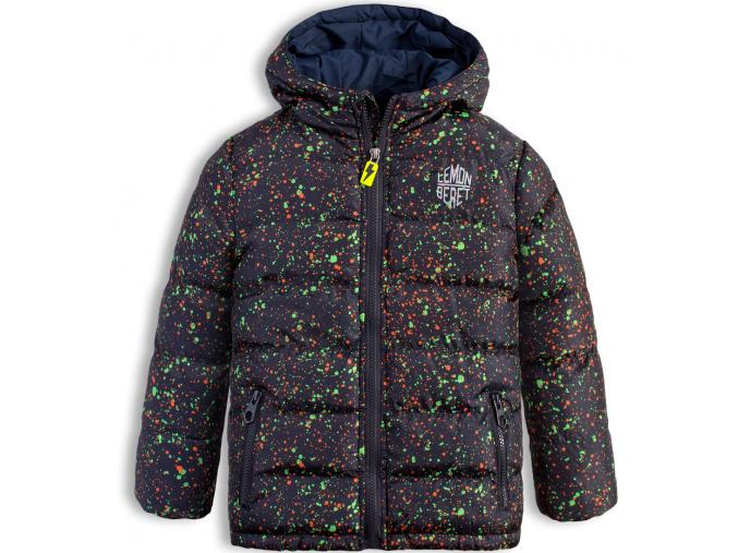 Dětská zimní bunda LEMON BERET COOL KIDS černá
