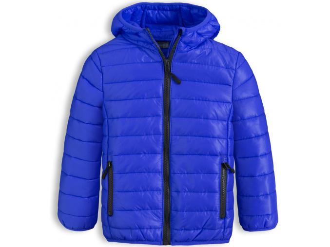 Chlapecká prošívaná bunda LOSAN HAPPY FASHION modrá