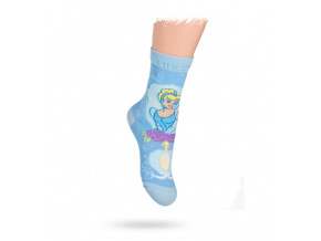 Dětské ponožky vzor DISNEY PRINCEZNY