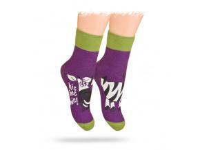 Ponožky ZEBRA