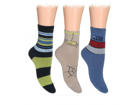 Dětské ponožky ABS 2 + 1 ZDARMA