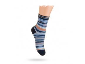 Dětské ponožky se vzorem VRTULNÍK