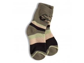 TERMO ponožky vzor MOTORKA