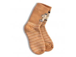 Dětské termo ponožky, vzor HROCH GATTA