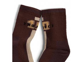 Dětské termo ponožky vzor PROJECT
