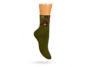 Dětské termo ponožky vzor ENERGY