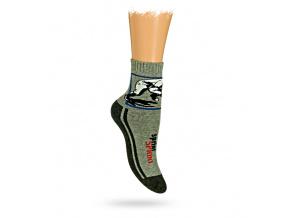 Dětské termo ponožky vzor SPRINT