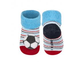 Ponožky s chrastítkem MÍČ
