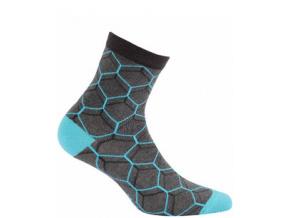 Dětské ponožky WOLA se vzorem