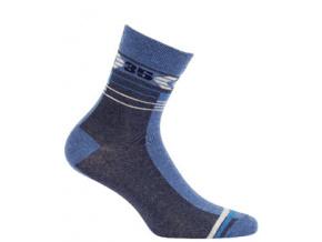 Chlapecké ponožky WOLA vzor 35