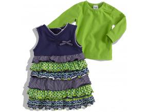 Kojenecké šaty a tričko DIRKJE