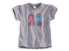 Dívčí tričko s krátkým rukávem 'FABULOUS'