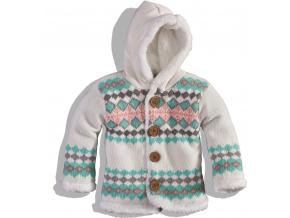 Dětský zateplený svetr DIRKJE