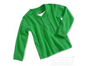 Dětské triko s dlouhým rukávem