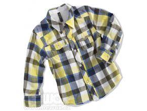 Chlapecká košile BOYSTAR žlutá