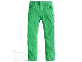 Dívčí barevné džíny GIRLSTAR zelené