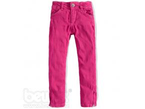Dívčí barevné džíny GIRLSTAR růžové