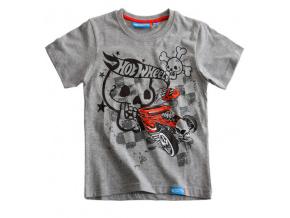 Tričko s krátkým rukávem HOT WHEELS
