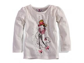 Dívčí triko s dlouhým rukávem Lily&Lola DREAM FUNKY DIVA