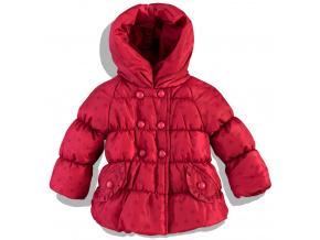 Kojenecká zimní bunda Babaluno HEART PICCOLO