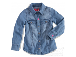 Dívčí džínová košile Funky Diva