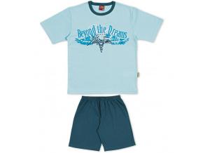 Chlapecké pyžamo Kyly DREAMS modré