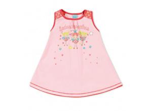 Dětská noční košile Kyly PRINCEZNY růžová