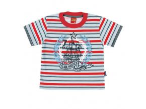 Chlapecké tričko KYLY ATLANTIC červené