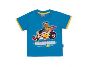 Chlapecké tričko KYLY FORMULE modré