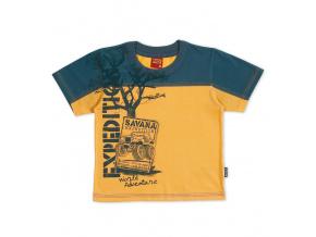 Chlapecké tričko EXPEDICE SAVANA