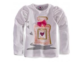 Dívčí triko s dlouhým rukávem  Lily&Lola PERFUME FUNKY DIVA