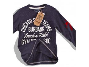 Chlapecké triko s dlouhým rukávem Soul&Glory RED
