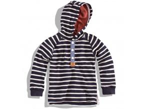 Dětské triko s kapucí